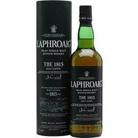 Laphroaig The 1815 Islay Single Malt Scotch Whisky