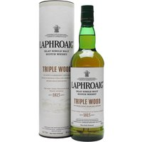 Laphroaig Triple Wood Islay Single Malt Scotch Whisky