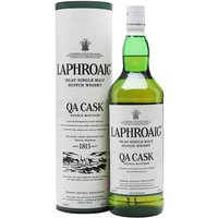 Laphroaig QA Cask / Litre Islay Single Malt Scotch Whisky