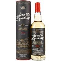 Aerolite Lyndsay 10 Year Old Islay Single Malt Scotch Whisky