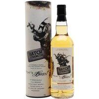 Peat's Beast Cask Strength Islay Single Malt Scotch Whisky