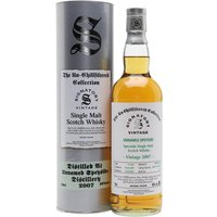 Unnamed Speyside 2007 / 14Year Old / Signatory Speyside Whisky