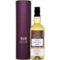 Personalised 10 Year Old Scotch Whisky / 2nd Edition Islay Whisky