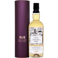 Personalised 12 Year Old Scotch Whisky / 2nd Edition Speyside Whisky