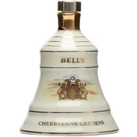 5cl / 43% - A miniature bell decanter filled with Bell's blended whisky produced to celebrate Cherrybank Gardens, the park in Perth that houses the Scottish National Heather Collection.