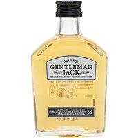 Jack Daniel's Gentleman Jack / Miniature Tennessee Whiskey