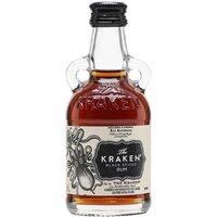 Kraken Black Spiced Rum Miniature
