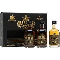 Aberfeldy Miniature Set Highland Single Malt Scotch Whisky