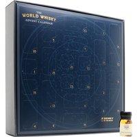 World Whisky Advent Calendar /  24x3cl