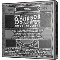 Bourbon and American Whiskey Advent Calendar / 24x3cl