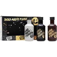 Dead Mans Fingers Rum / Mini Gift Set / 3x5cl