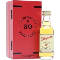 Glenfarclas 30 Year Old / Miniature Speyside Single Malt Scotch Whisky