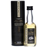 5cl / 46% / Distillery Bottling - A miniature of the recently-repackaged Glencadam 15yo Highland single malt. The expression has got better and better since it was relaunched in 2009.