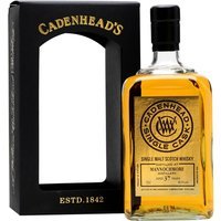 Mannochmore 37 Year Old / Cadenheads / 70cl Speyside Whisky