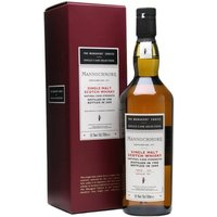 Mannochmore 1998 / Managers Choice / Sherry Cask Speyside Whisky