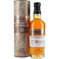 Ballantines Miltonduff 15 Years Old Speyside Whisky