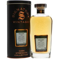 Mosstowie 1979 / 37 Year Old / Signatory Speyside Whisky