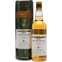 Port Ellen 1978 / 26 Year Old / Sherry #1709 Islay Whisky