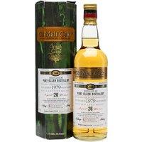 Port Ellen 1979 / 26 Year Old / Sherry Cask / Old Malt Cask Islay Whisky