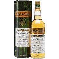 Port Ellen 1979 / 26 Year Old Islay Single Malt Scotch Whisky