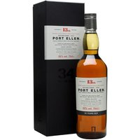Port Ellen 1978 / 34 Year Old / 13th Release (2013) Islay Whisky