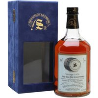 Port Ellen 1979 / 23 Years Old / Sherry Cask / Signatory Islay Whisky