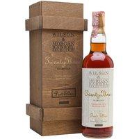 Port Ellen 1979 / 23 Year Old / Sherry Cask / Wilson & Morgan Islay Whisky