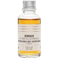 Benriach 25 Year Old Authenticus Sample / Peated Malt