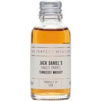Jack Daniel's Single Barrel Sample Single Barrel Tennessee Whiskey