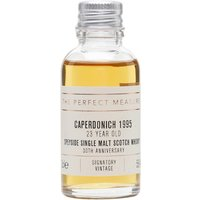 Caperdonich 1995 Sample / 23 Year Old / Signatory 30th Ann. Speyside Whisky