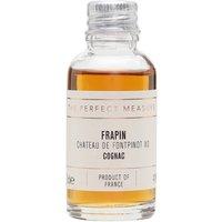 Frapin Chateau de Fontpinot XO Cognac Sample