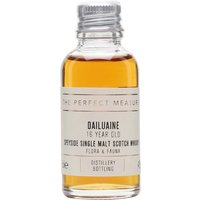 3cl / 43% / The Perfect Measure - the only official bottling of Dailuaine is rich and sweet with notes of fruit and spice.