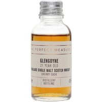 3cl / 43% / The Perfect Measure - The richest release from Gelngoyne, the 21 year old is intensely fruity and spicy with notes of dark chocolate, orange and wood spice.
