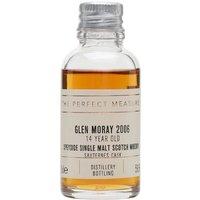 Glen Moray 2006 Sample / 14 Year Old / Sauternes Cask Speyside Whisky