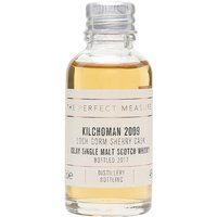 3cl / 46% / The Perfect Measure - The sixth release of Kilchoman Loch Gorm has been aged entirely in oloroso-sherry butts. With notes of cinnamon, clove, chocolate and smoke, this is rich and complex.