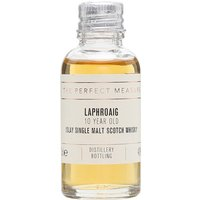 3cl / 40% / The Perfect Measure - Laphroaig 10 Year Old is