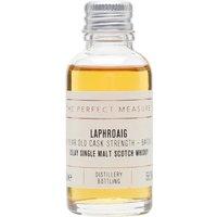 Laphroaig 10 Year Old Cask Strength Sample / Batch 002 Islay Whisky