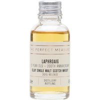 Laphroaig 15 Year Old Sample / 200th Anniversary Islay Whisky