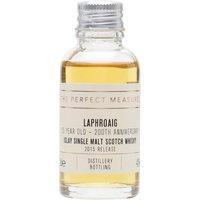 Laphroaig 15 Year Old Sample / 200th Anniversary Islay Whisky