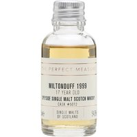 3cl / 54.8% / The Perfect Measure - A fruity and spicy 17-year-old whisky from Speyside. Distilled in 1999 and bottled in 2016 for The Single Malts of Scotland series after being aged in a hogshead.