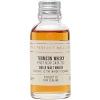 Thomson New Zealand Whisky Pinot Noir Cask Sample / TWE Exclusive New Whisky