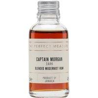 Captain Morgan Dark Rum Sample Blended Modernist Rum