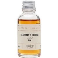 Chairman's Reserve Legacy Sample Single Traditional Blended Rum
