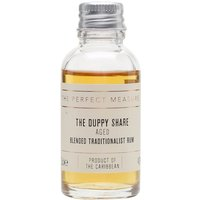 The Duppy Share Rum Sample Blended Traditionalist Rum