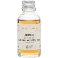 3cl / 45.8% / The Perfect Measure - The 2012 release of the ever-reliable Talisker 30 Year Old, coming in at the distillery�s traditional strength of 45.8%. Expect the classic Talisker notes of smoke and pepper, but with an elegant sheen. Classy stuff.