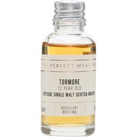 3cl / 40% / The Perfect Measure - Tormore 12 Year Old is the flagship release from this Speyside distillery. Rich, fruity and spicy with honeyed notes.