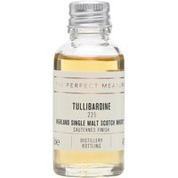 3cl / 43% / The Perfect Measure - 225 from Tullibardine is finished in sauternes casks, adding a pleasant sweetness to the rich fruit and spice.