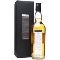 Pittyvaich 1989 / 20 Year Old Speyside Single Malt Scotch Whisky