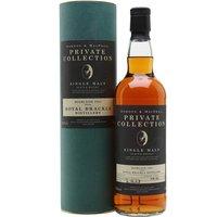 Royal Brackla 1964 / Private Collection / Gordon & Macphail Speyside Whisky