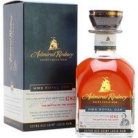 Admiral Rodney HMS Royal Oak Rum Single Traditional Column Rum